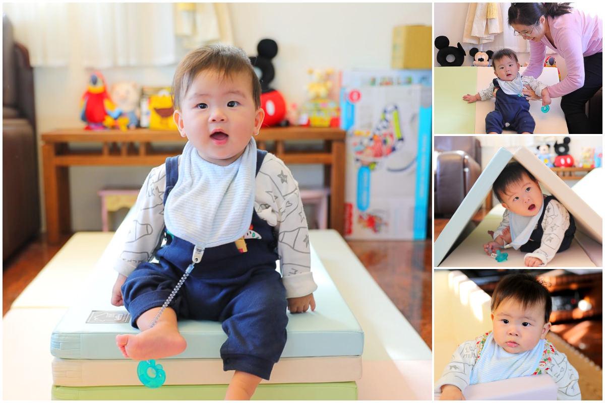 【育兒好物推薦】HANPLUS寶寶遊戲地墊|現正開團中!無毒台灣製軟墊圍欄城堡