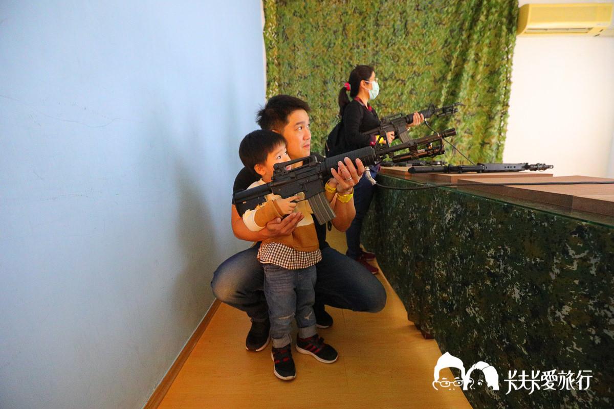 宜蘭親子景點 邱比準射擊博物館 10道刺激關卡等你來挑戰!門票票價室內景點 - kafkalin.com