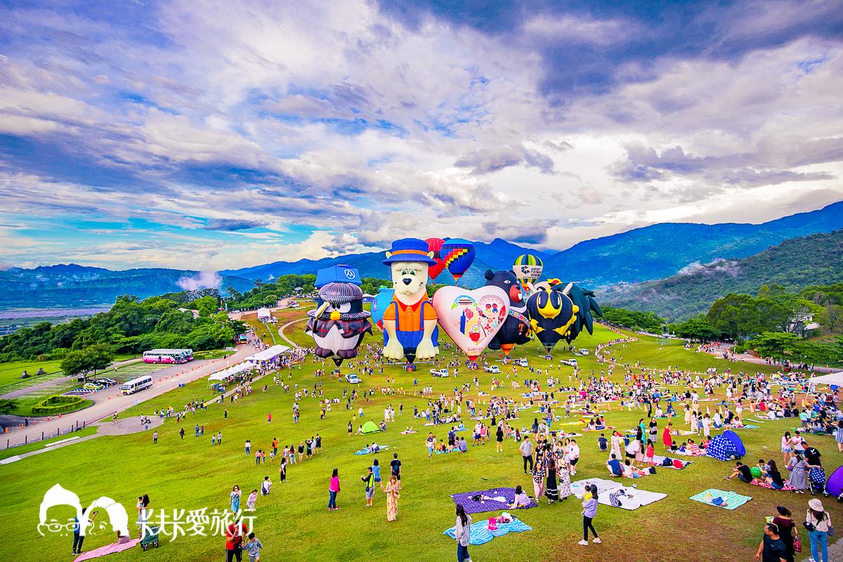 【台東熱氣球】免排隊搭熱氣球費用+絕美拍照角度大公開|順遊部落秘境美食
