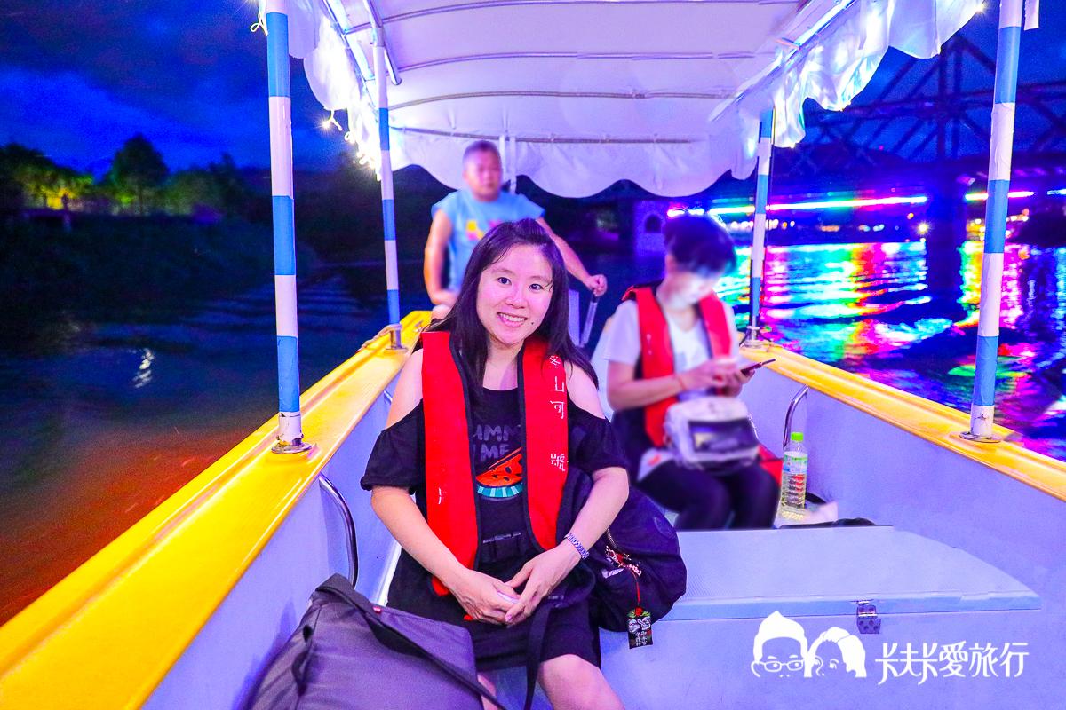 宜蘭生態綠舟「神秘河道」夜間遊船|免排隊法大公開|宜蘭CityTour城市小旅行