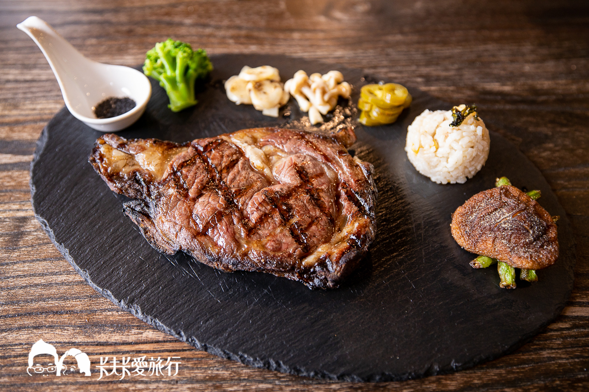 宜蘭羅東牛排|炙火美式炭烤牛排|美國Prime乾式熟成木炭直火燒烤鎖住肉質菜單 - kafkalin.com