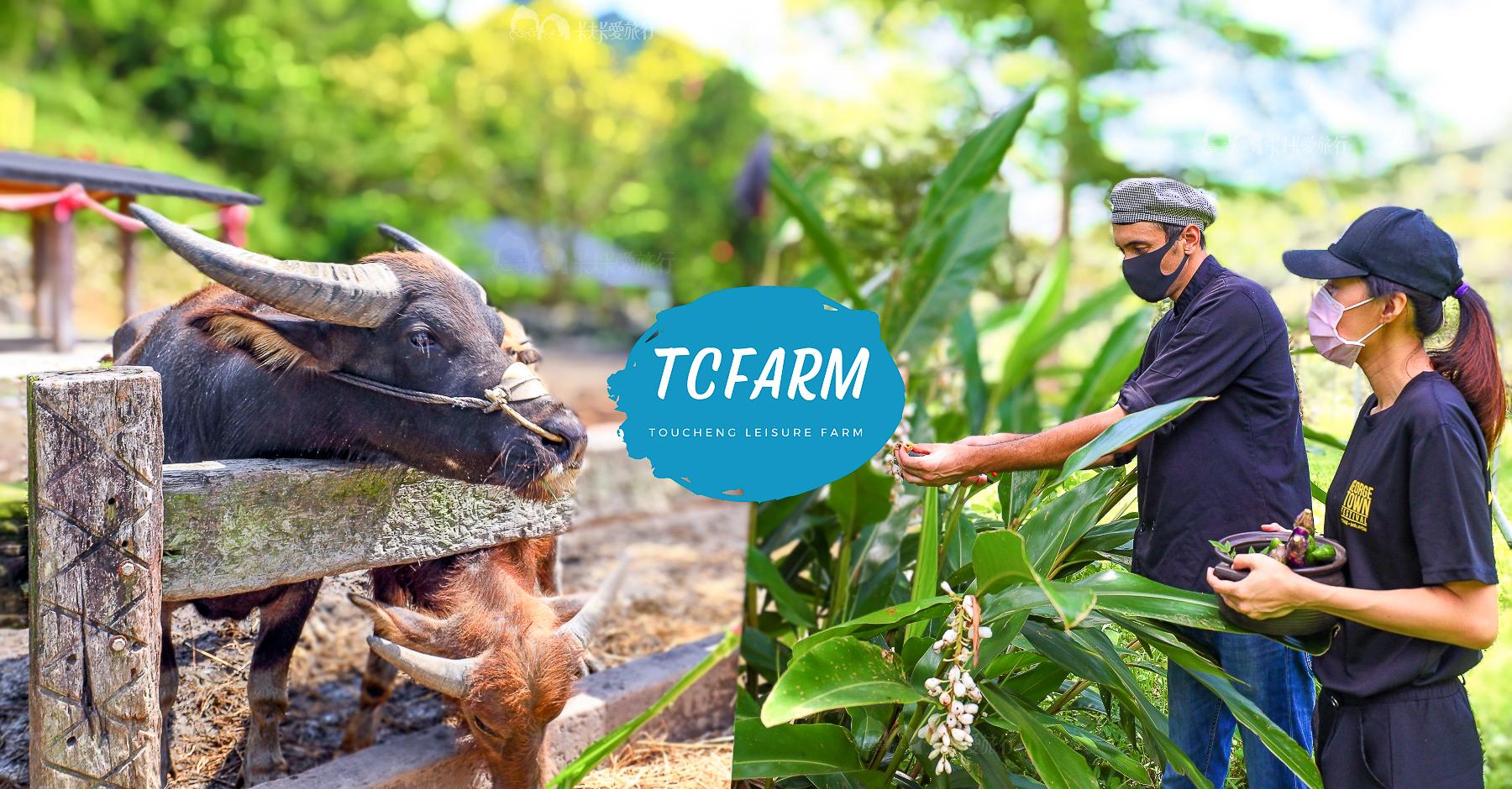 宜蘭景點|頭城農場|一日遊套裝行程門票優惠價格介紹環境教育場域觀光農場清真認證吃到飽小吃
