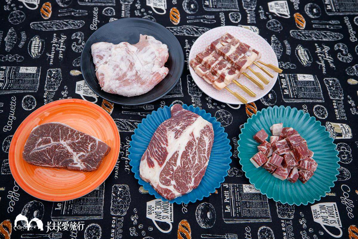 烤肉食材大集合 海芳極鮮 五星級飯店才吃的到的高品質帝王蟹宜蘭海鮮肉品團購推薦民宿烤肉 - kafkalin.com