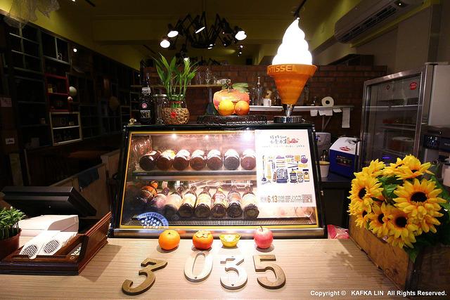 【宜蘭輕食】叁零叁伍冰果室 3035|超好吃咖哩飯果汁霜淇淋下午茶 - kafkalin.com