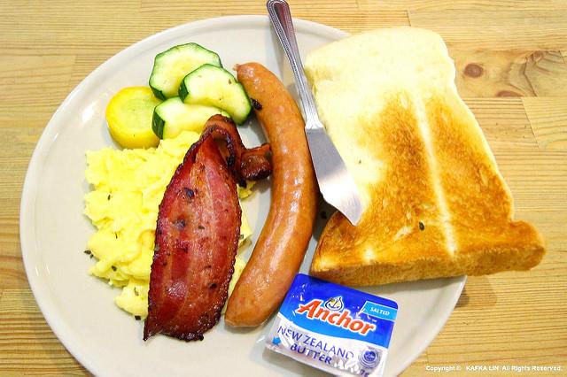 【宜蘭.早午餐】小食光 / 發呆的週末早午餐小店