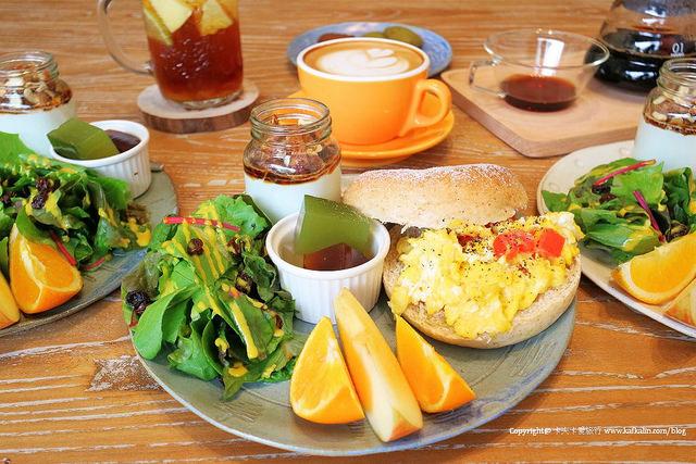 【傳藝中心早午餐】享家時刻  |手作蔬食早午餐下午茶甜點簡餐手沖咖啡 - kafkalin.com
