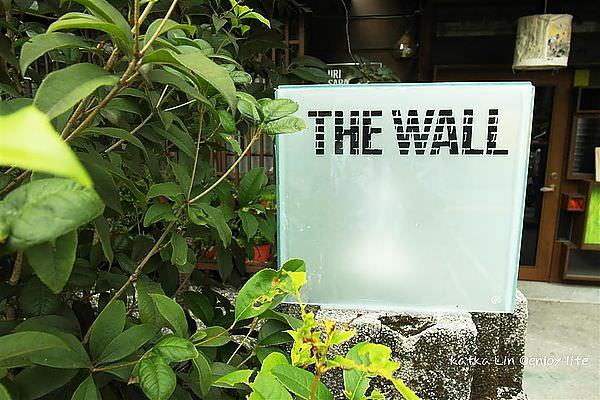 【宜蘭 . 宜蘭市】 The wall 賣捌所 。 文青與古蹟
