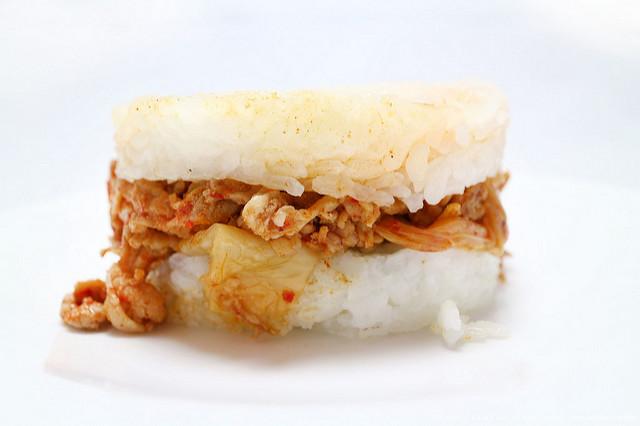 【宅配美食】克朗奇 / 米刈包 / 米漢堡 【邀約】