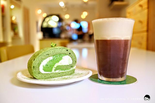 【羅東咖啡】袋鼠咖啡 Kangaroo Café|來自澳洲的咖啡+抹茶牛奶捲檸檬派蘋果派