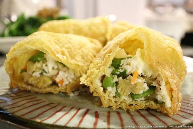 【宜蘭礁溪】食光寶盒 / 港式茶點無菜單料理蔬食美食親子餐廳
