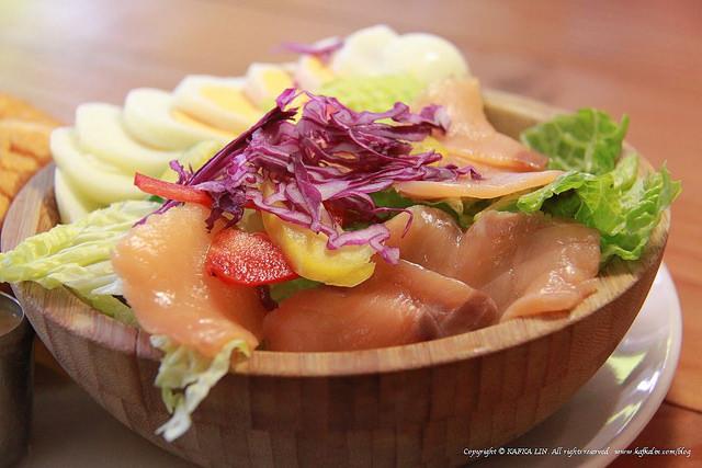 【花蓮早午餐】花朵木餐廳Brunch / 早點約會輕食漢堡