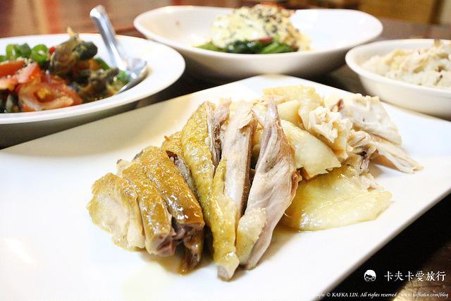 【蘇澳】稻香園 家常料理|合鴨米雞肉飯鴨肉飯