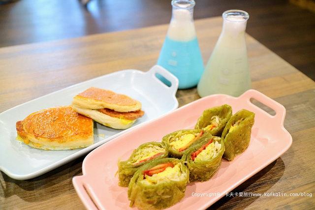 【宜蘭早午餐】日暮晴蔬食早午餐|素食蔬食古巴三明治夢幻燒杯