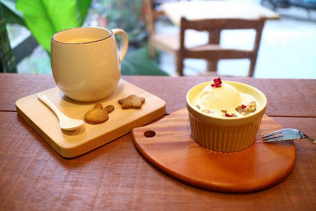 【宜蘭下午茶】吉他好事小咖啡館 Guitar House Cafe|羅東好牛吉他+咖啡蛋糕甜點