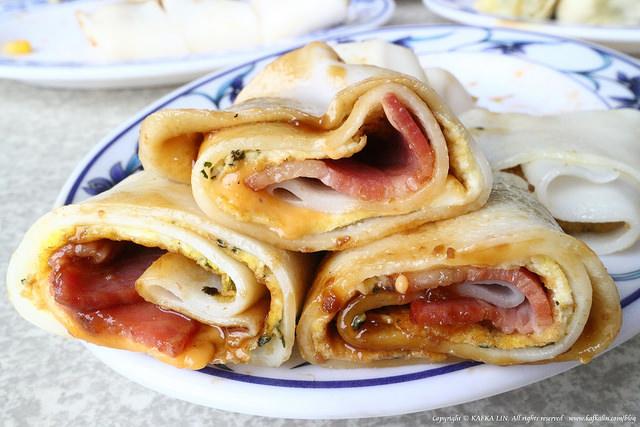 【宜蘭壯圍】崔記早點早餐 / 台式早午餐河粉蛋餅水煎包