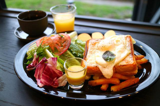 【宜蘭早午餐】BLACK HOUSE CAFE 黑宅咖啡|下午茶咖啡自家烘焙咖啡豆民宿