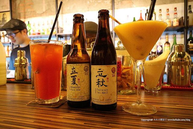 【苗栗南庄】芳山農吧|老街小酒吧老屋在地農產調酒