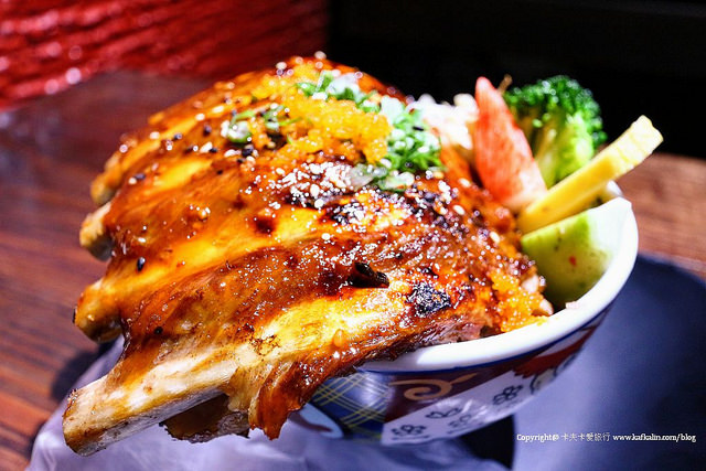 【台北南京東路】丼賞和食 日式丼飯自動點餐機人氣美食