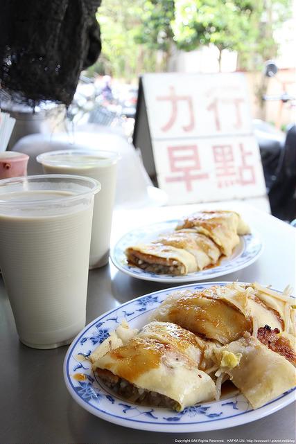 【宜蘭早點】力行早點|烤肉蛋餅早餐和河粉蛋餅 - kafkalin.com