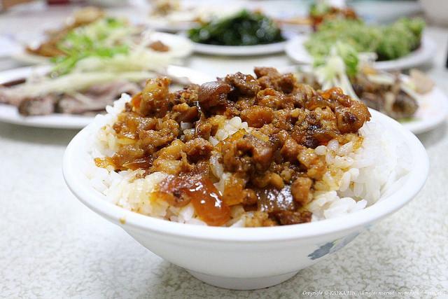 【蘇澳小吃】蘇澳港小吃|驚豔的魯肉飯與美味小菜