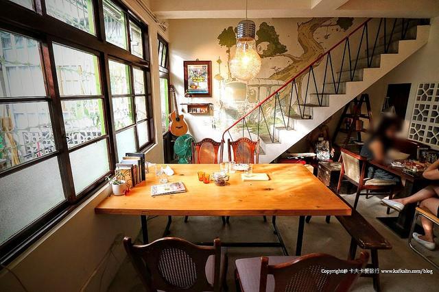 【宜蘭咖啡】散步咖啡 CAFE SANPO|風格老屋的單品手沖咖啡輕食茶品