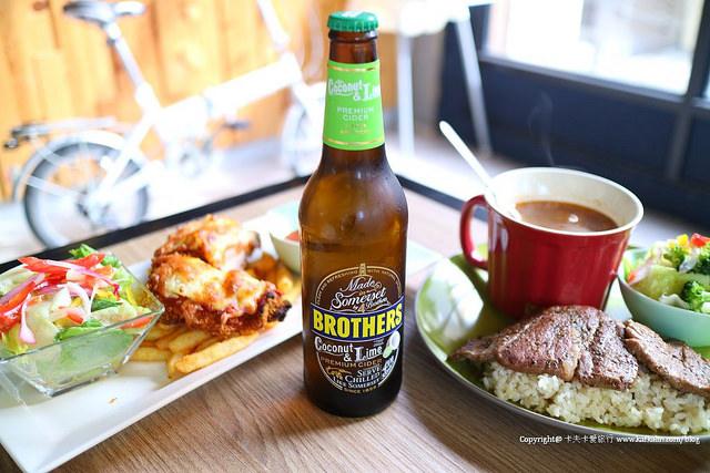 【宜蘭澳洲料理】Darwin Bistro 達爾文餐酒|美式小酒館漢堡牛排