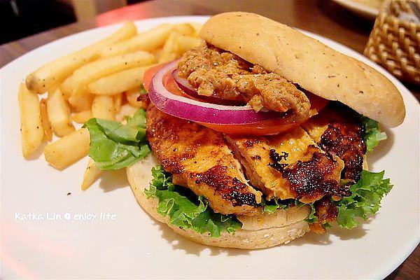 【台北 . 師大商圈】  KGB 。  紐西蘭風味漢堡