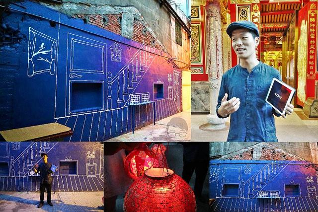 【宜蘭小旅行】羅東後街仔藍晒圖+探索羅東風韻年華導覽|跟隨宜步一腳印工作室暢遊宜蘭在地文化導覽解說